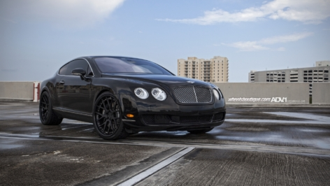Bentley Continental GT on ADV7 TS DS