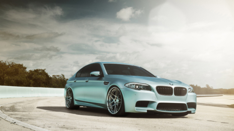 BMW F10 M5 on ADV05|S MV2 CS