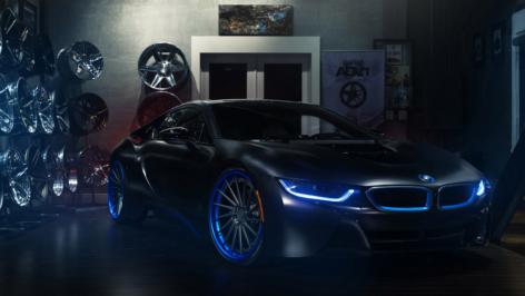 BMW i8 on ADV15 TS SL