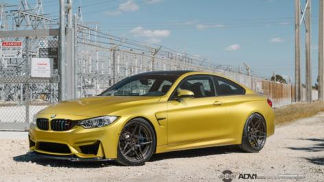 BMW F82 M4 on ADV05|S MV2 CS