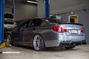BMW F10 M5 on ADV5.2 MV2 CS