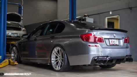BMW F10 M5 on ADV5.2 MV2 CS