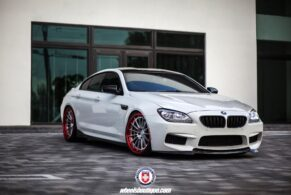 BMW M6 Gran Coupe on HRE RS103