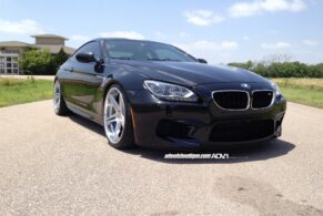 BMW M6 on ADV05 Deep Concave