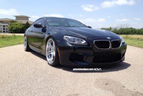 BMW M6 on ADV05 Deep Concave
