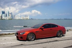 BMW M6 on ADV5.0 MV2 CS