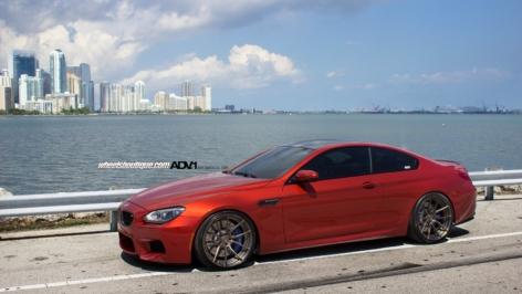 BMW M6 on ADV5.0 MV2 CS
