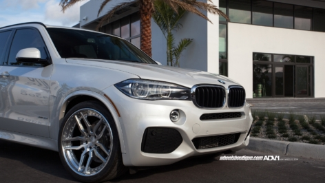 BMW X5 on ADV005 TS CS