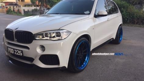 BMW X5 on ADV5.2 Track Spec CS