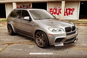 BMW X5M on ADV5.2 MV2 SL