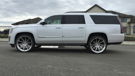 Cadillac Escalade ESV on ADV10R MV1 CS