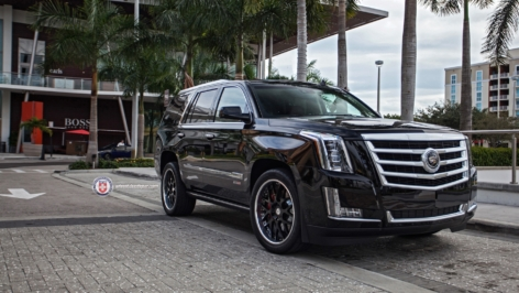 Cadillac Escalade HPE650 on HRE 940R