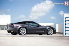 Chevy Corvette ZR1 on HRE RS100