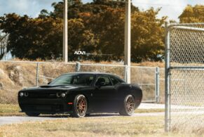 Dodge Challenger SRT Hellcat on ADV5.0 TS CS