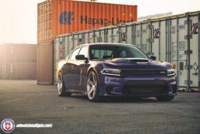 Dodge Charger SRT Hellcat on HRE 305M