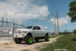 RAM 2500 on ADV08 Truck Spec HD Series