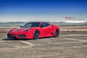 Ferrari F430 on HRE R101