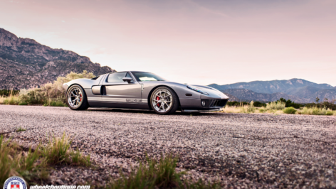 Ford GT on HRE S101