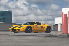 Ford GT on HRE S104