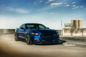 Ford Mustang GT/CS on ADV7R MV2 CS
