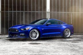 Ford Mustang GT/CS on ADV005 MV2 CS