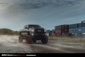 GMC 2500 Denali HD on ADV8 Truck Spec HD Series