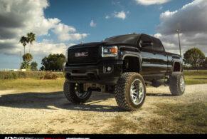 GMC 2500 on ADV7 TruckSpec HD Series