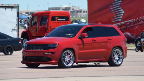 Jeep Grand Cherokee SRT8 on ADV5.0 MV2