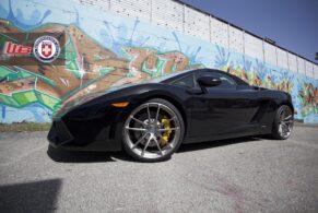 Lamborghini Gallardo LP560-4 on HRE P104