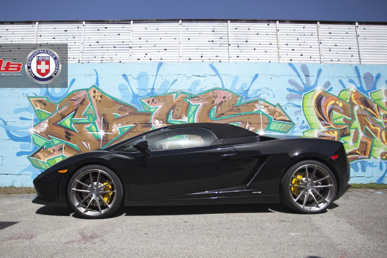 Lamborghini Gallardo Lp560 4 On Hre P104 Gallery Wheels Boutique