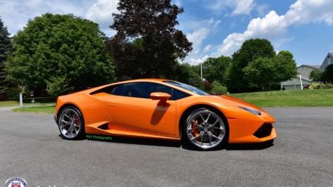 Lamborghini Huracan on HRE S101