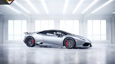 Lamborghini Huracan Vorsteiner Verona Edizione