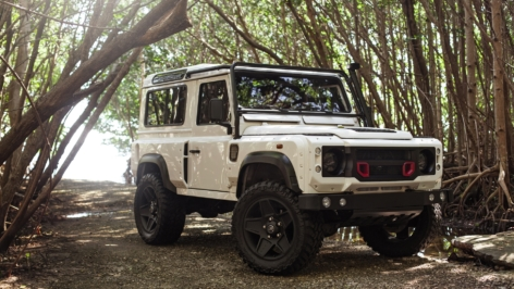 Land Rover Defender – Kahn Design WideBody