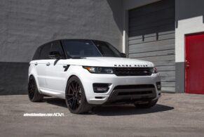 Range Rover Sport on ADV5.2 MV1 SL