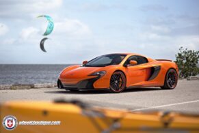 McLaren 650S on HRE S107