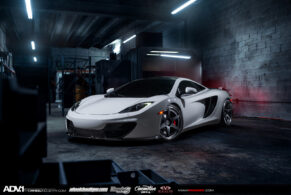 McLaren MP4-12C on ADV6 Track Spec