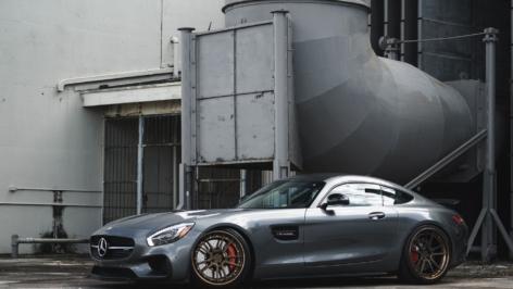 Mercedes Benz AMG GTS Edition1 – ADV5.2 TS CS