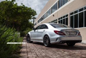 Mercedes Benz CLS 63 S on ADV10 Track Spec