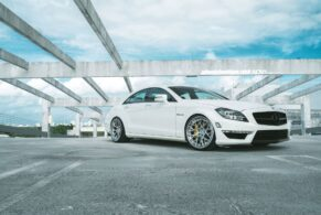Mercedes Benz CLS63 S AMG on ADV10.0 TS CS