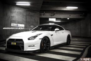 Nissan GTR on ADV5.2 MV1 SL