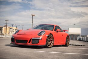 Porsche 991 GT3 on ADV5.0 MV2 CS