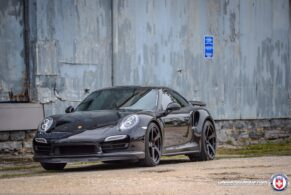 Porsche 991 Turbo on HRE RS102