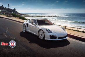 Porsche 991TTS on HRE 501C