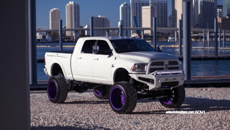 RAM 2500 HD on ADV08R Truck Spec HD.1 SL
