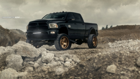 RAM 2500 HD on ADV5|S Truck Spec