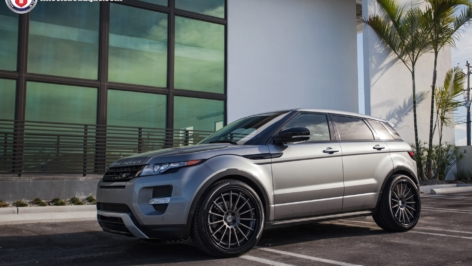 Range Rover Evoque on HRE RS103