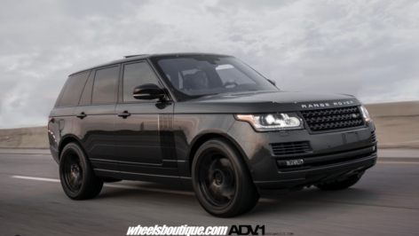 Range Rover on ADV10 MV1