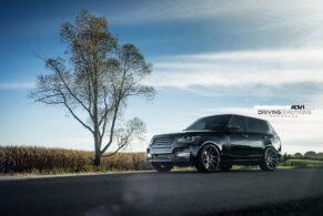Range Rover on ADV10R Deep Concave CS