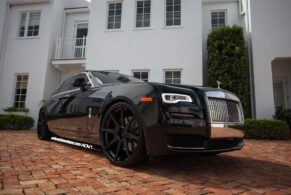 Rolls Royce Ghost on ADV08 MV1 SL