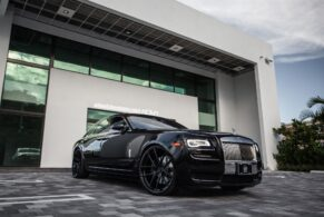 Rolls Royce Ghost on ADV5.0 MV1 SL